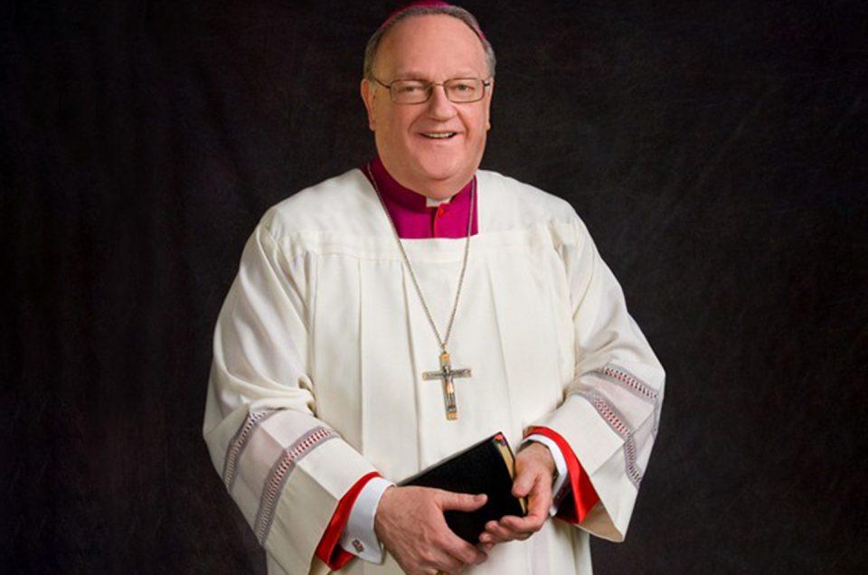 Bishop Dennis J. Sullivan, D.D.
