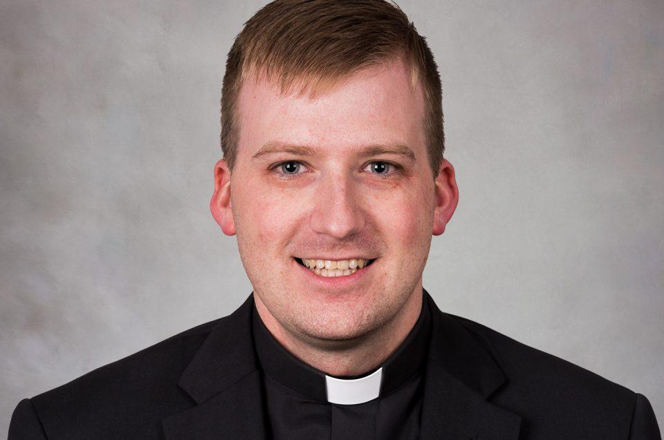 Reverend Adam Cichoski